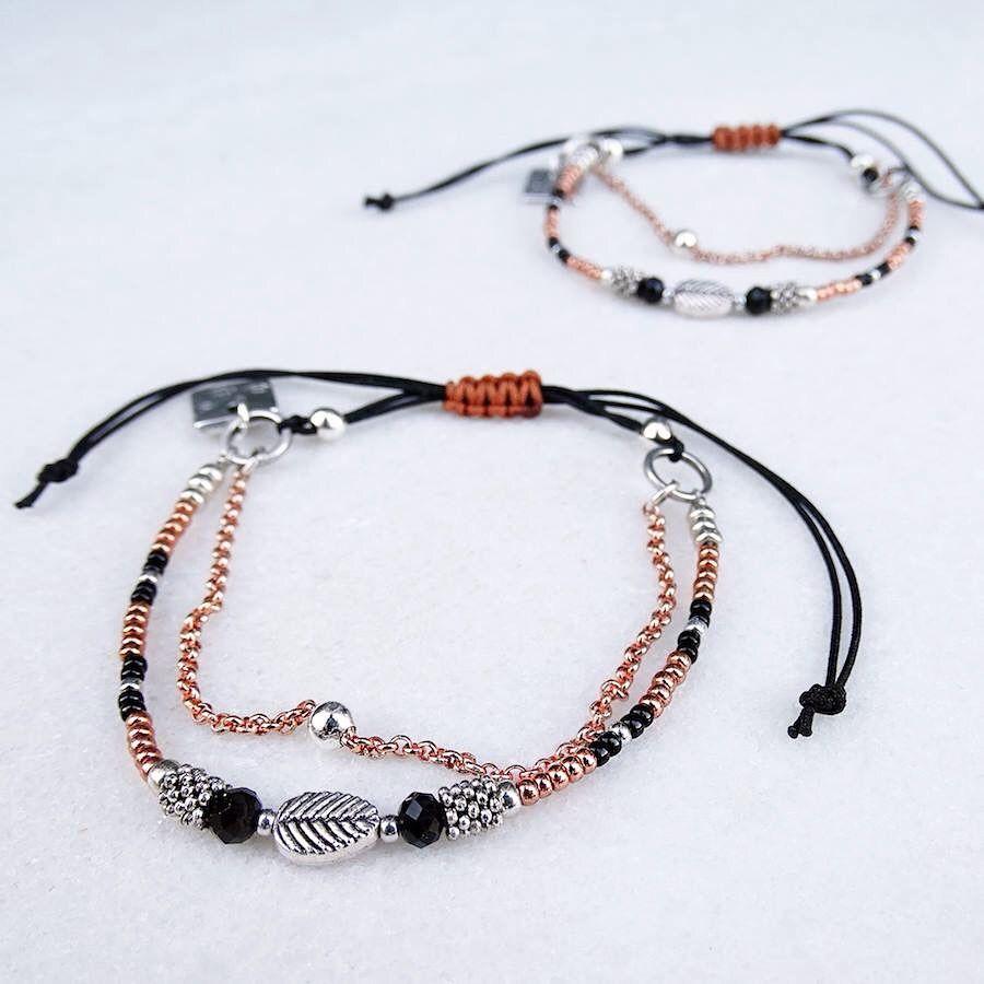 NIEUW! || www.ngdesign.nl Deze prachtige subtiele armbandjes staan nét online! Leuk voor de feestdagen ☆