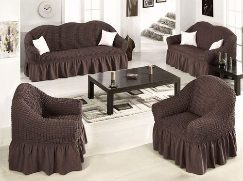 chair covers sofa velvet design elastic stretch slip fit slipcover couch loveseat arm cotton ebay in white for shabby chic look
