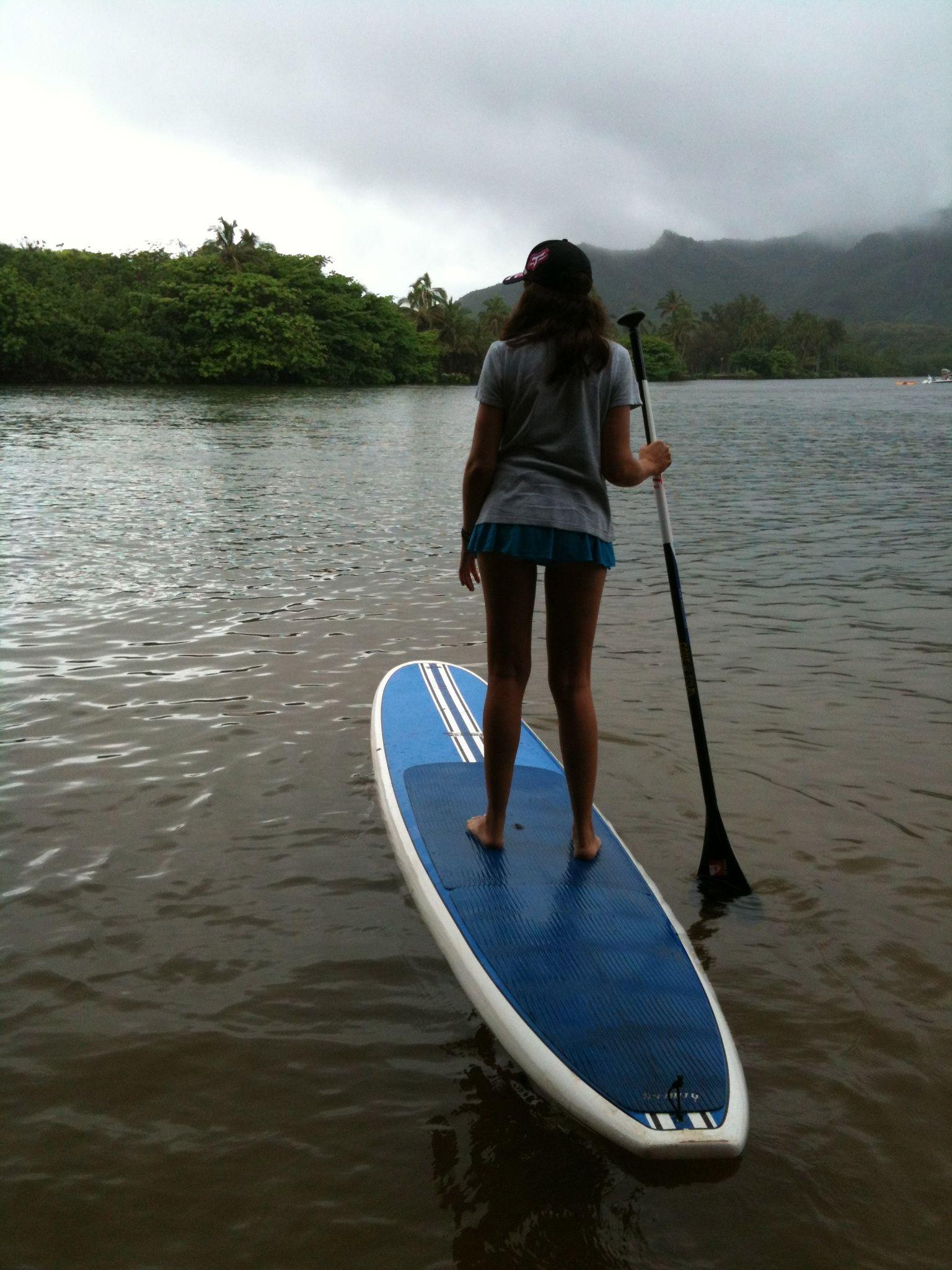 Wailua River Paddle Boarding Paddle Boarding Paddle