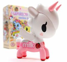 Unicorno Series 5 Tokidoki Blind Box Unicorn Vinyl Figure Rosa Latte