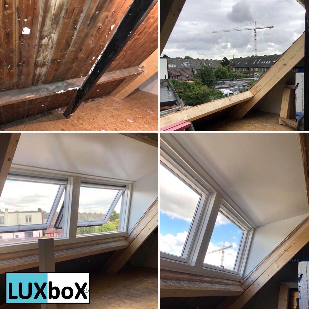 Grote zolder verbouwing met een LUXboX dakkapel in 2020