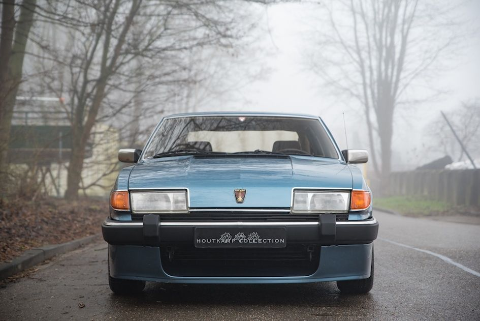 1984 Rover SD 1 - Vitesse, low mileage example | Classic Driver ...
