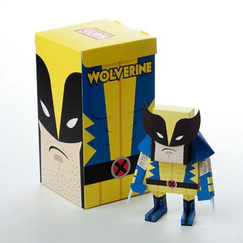 Wolverine Marvel Momot