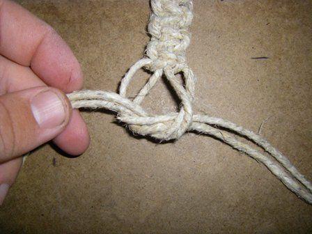 How To Tie Hemp Jewelry Macrame Diy Hemp Bracelets Hemp Bracelets Hemp Jewelry