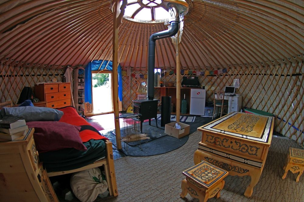 Image result for mongolia yurt