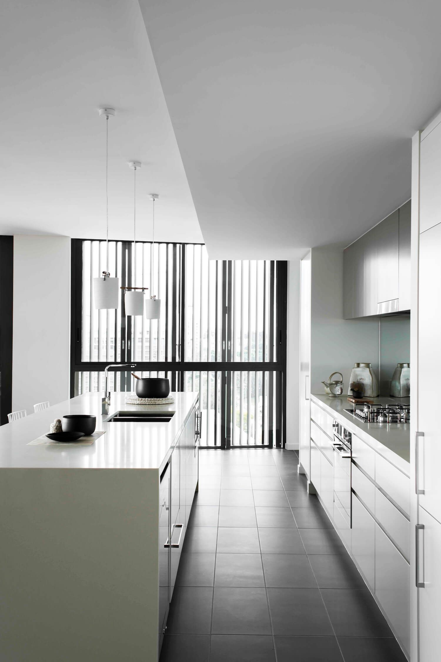 White island bench kitchen modern kitchens pinterest layouts
