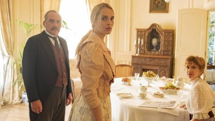 Will There Be A Le Bazar De La Charité Season 2 On Netflix Destiny Costume Historical Tv Series Historical Drama