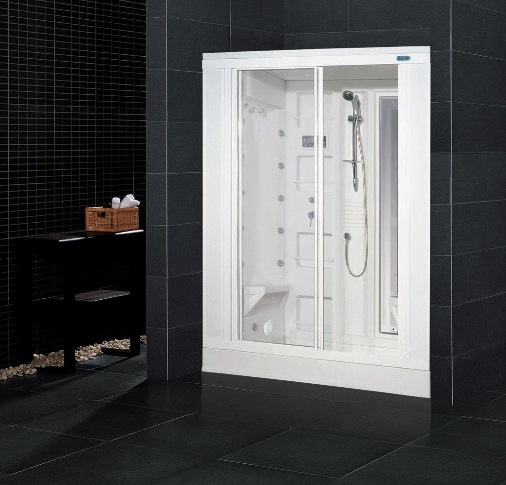 Is a Free Standing Shower Cabin Right For You?   Standing shower ...