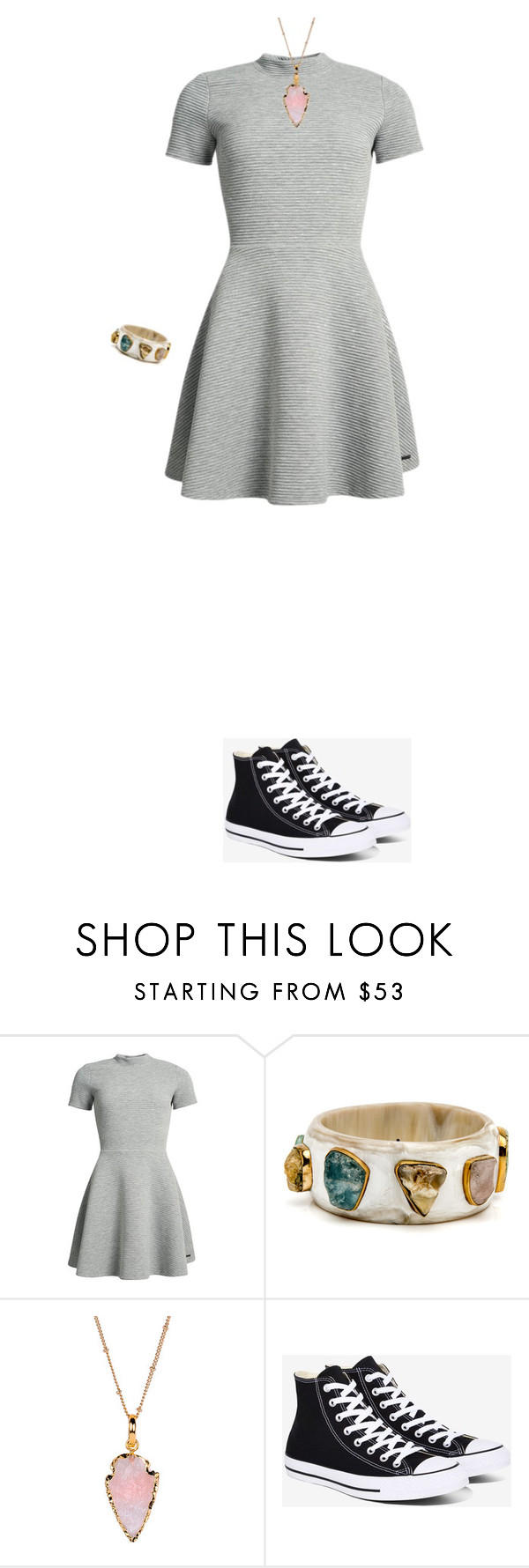 """Untitled #187"" by mockingjaygirl1221 ❤ liked on Polyvore featuring Superdry and Converse"