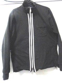 Y 3 Yohji Yamamoto Triple Front Y 3 Stripe Knit Top Lg Ch 46 Yohji Yamamoto Menswear Adidas Jacket Menswear
