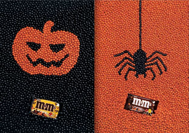 Only The Best Halloween Ads