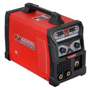AMICO POWER 165 Amp MIG Wire Feed/Flux Core/TIG Torch/Stick