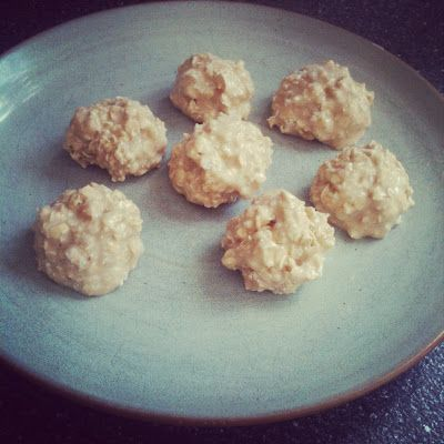 *CaNdY FiT*: Revised: No Bake Gluten Free Oatmeal Protein Balls!
