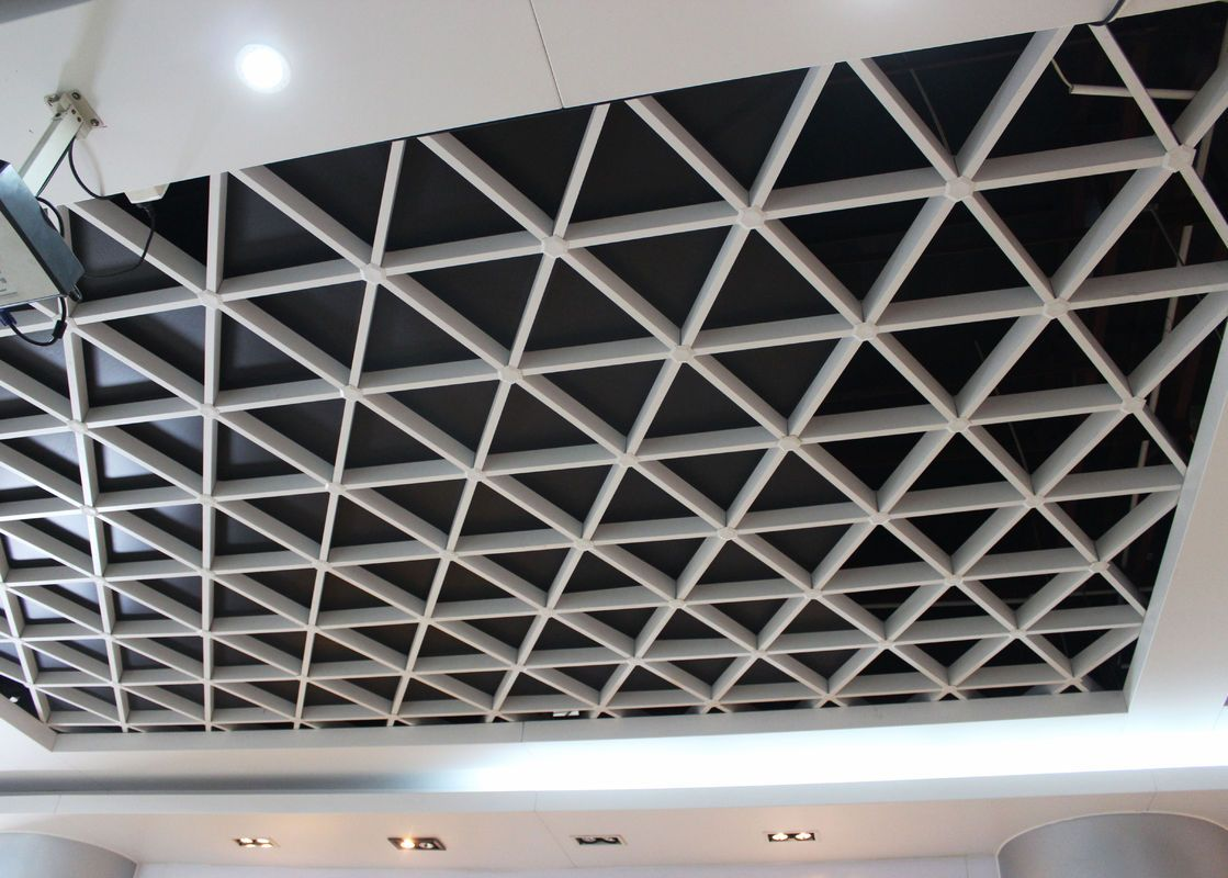 White open cell ceiling grid google search celling pinterest quality metal grid ceiling manufacturers exporter buy wide suspension grid metal ceiling grille open cell ceiling tiles from china manufacturer dailygadgetfo Gallery