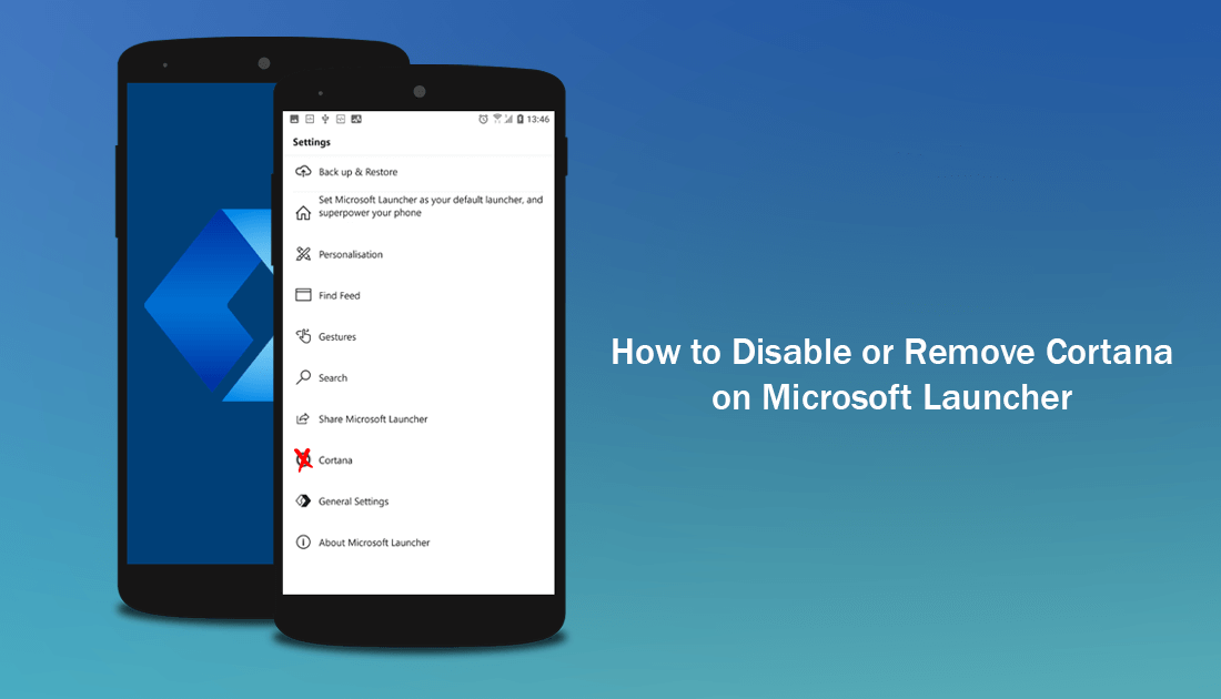 How to Disable or Remove Cortana on Microsoft Launcher