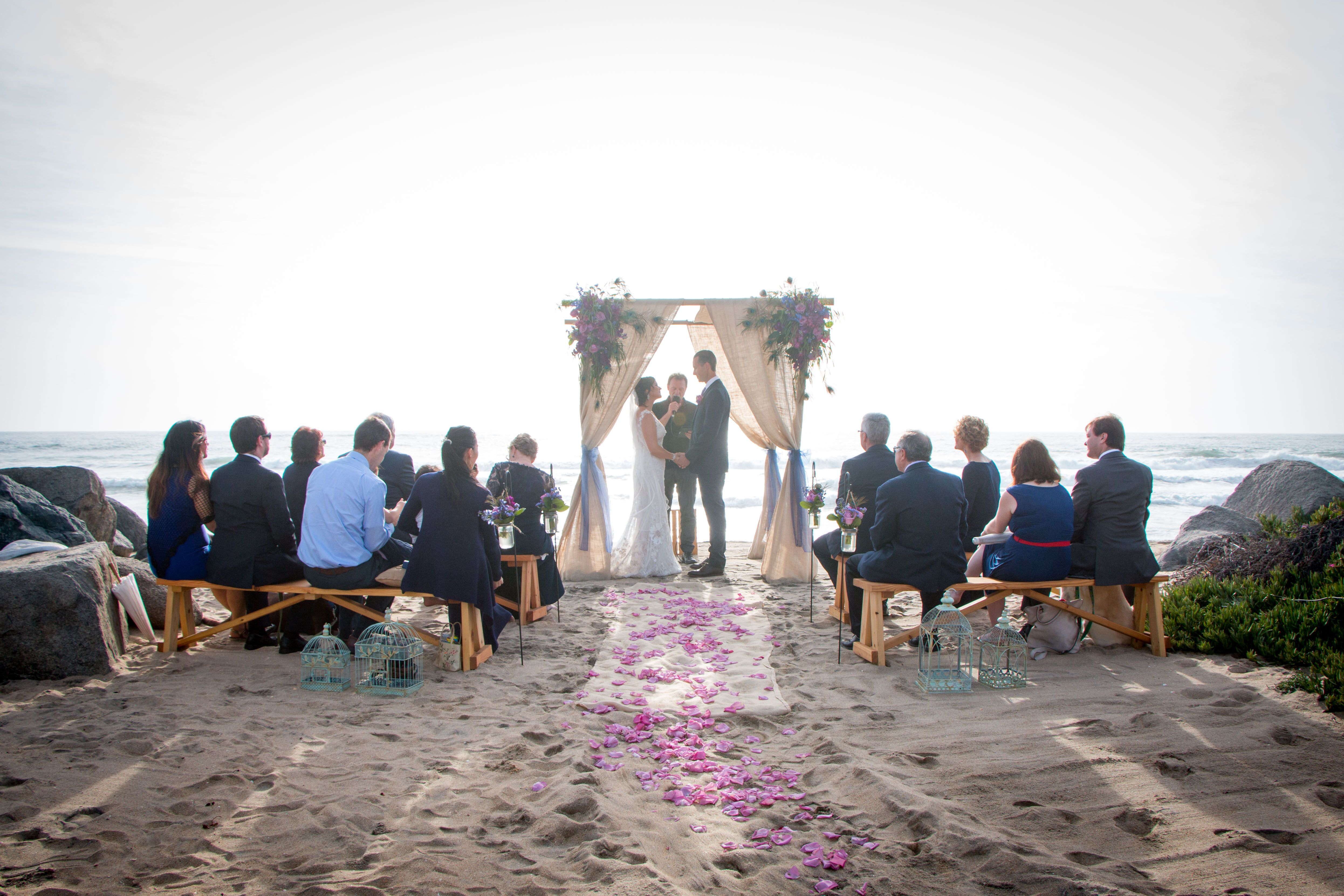 Pin By Dream Beach Wedding San Dieg On Canopies By Dream Beach Wedding San Diego Dream Beach Wedding San Diego Wedding Venues San Diego Beach Wedding