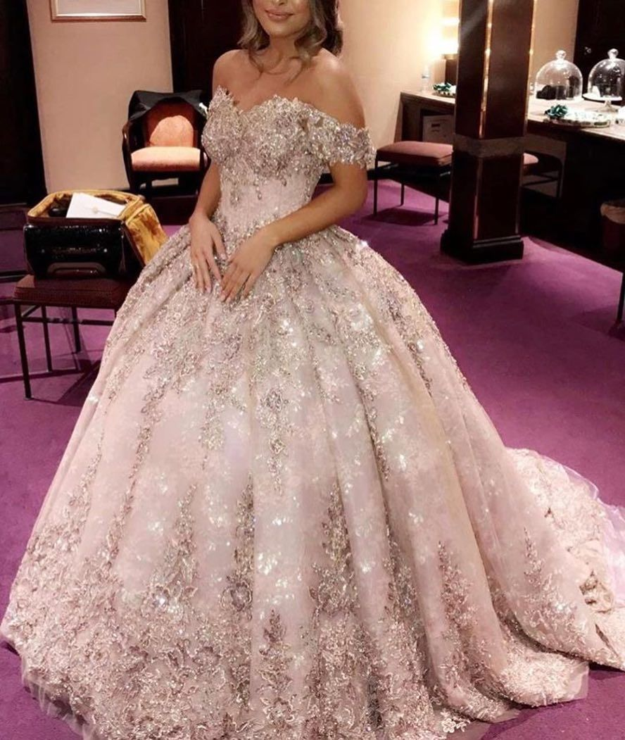 Pastel Pink Colored Bridal Ball Gowns Darius Cordell Fashion Ltd White Quinceanera Dresses Long Sleeve Quinceanera Dresses Quince Dresses