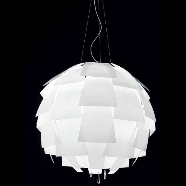 Kolarz gaia this beautiful hanging light is handcrafted in austria by makers of designer light fittings