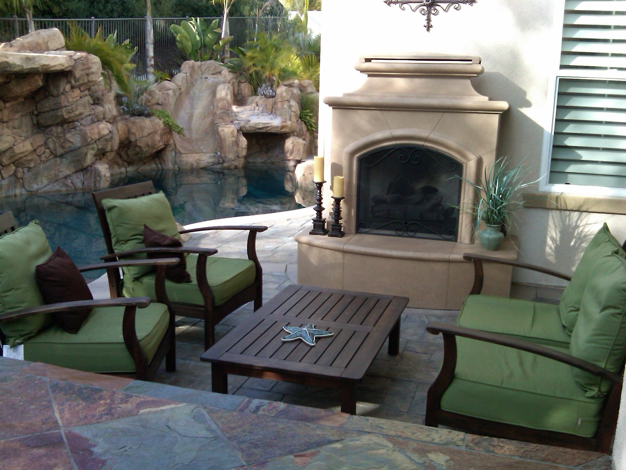 outdoor fireplaces las vegas | ... outdoor fireplace grand phoenix outdoor fireplace cordova outdoor
