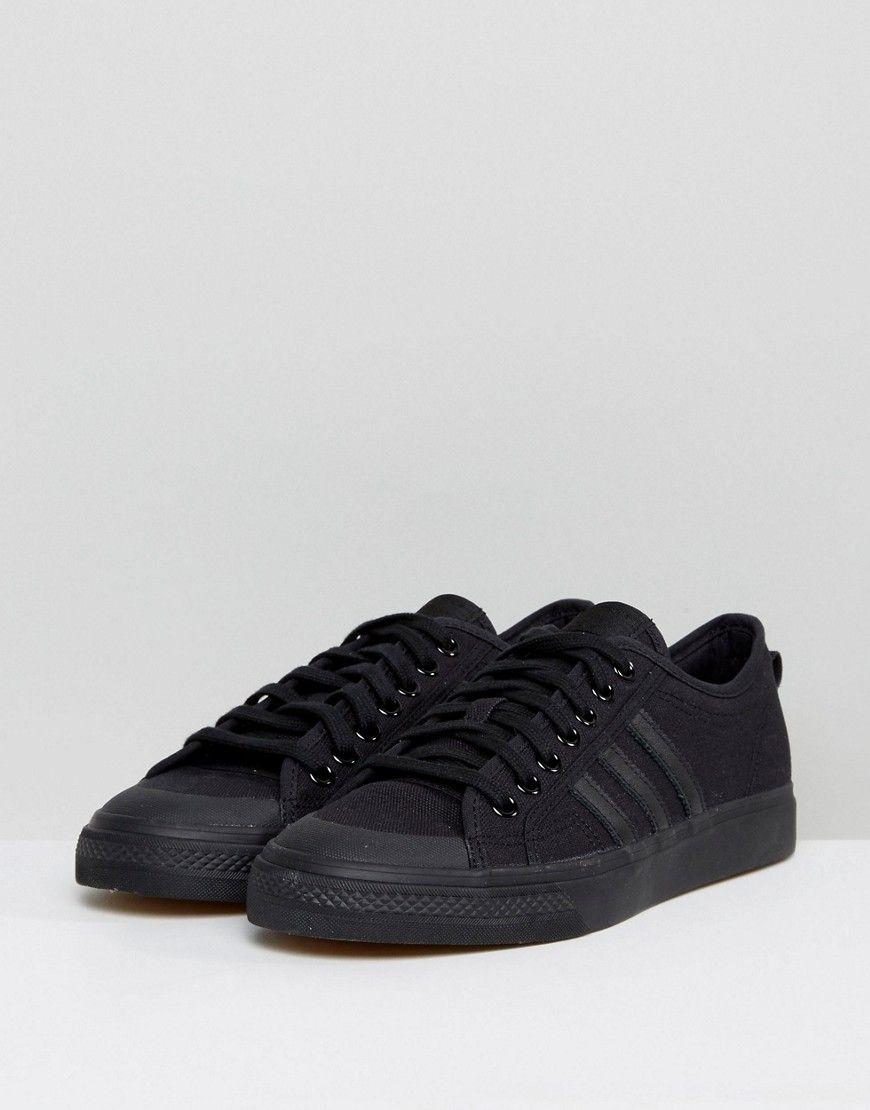 adidas Originals Nizza Lo Sneakers In