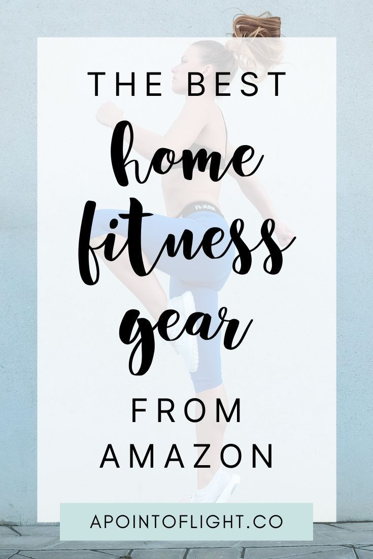 Skip the New Year gym crowds and build your own home gym with affordable workout equipment from Amaz...