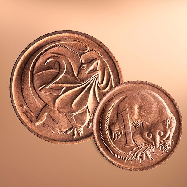 Did You Know These Four Facts About Australian 1 Cent And 2 Cent Coins It Was Announced In 1991