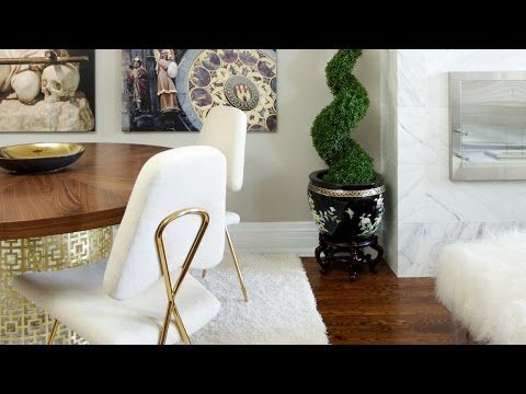 Interior Design — Luxurious & Glam Small Townhouse Makeover ...