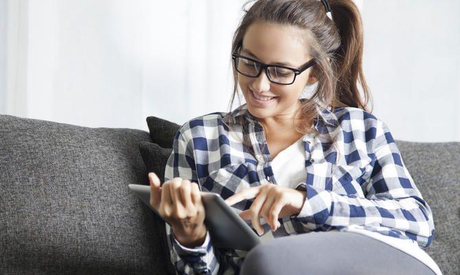 Liebesgeschichte von online-dating-app