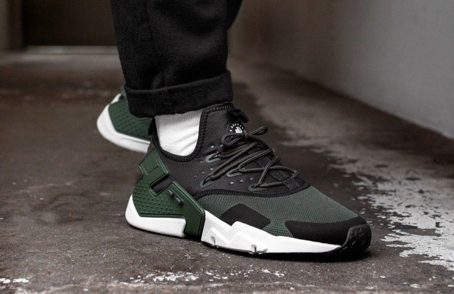 0798e6655887a NIKE AIR HUARACHE DRIFT PREMIUM BLACK