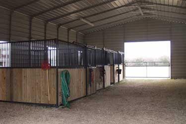 Small Horse Barn Floor Plans Free Pole Barn Plans