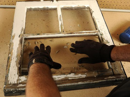 How To Replace A Broken Gl Pane In Wood Frame Window