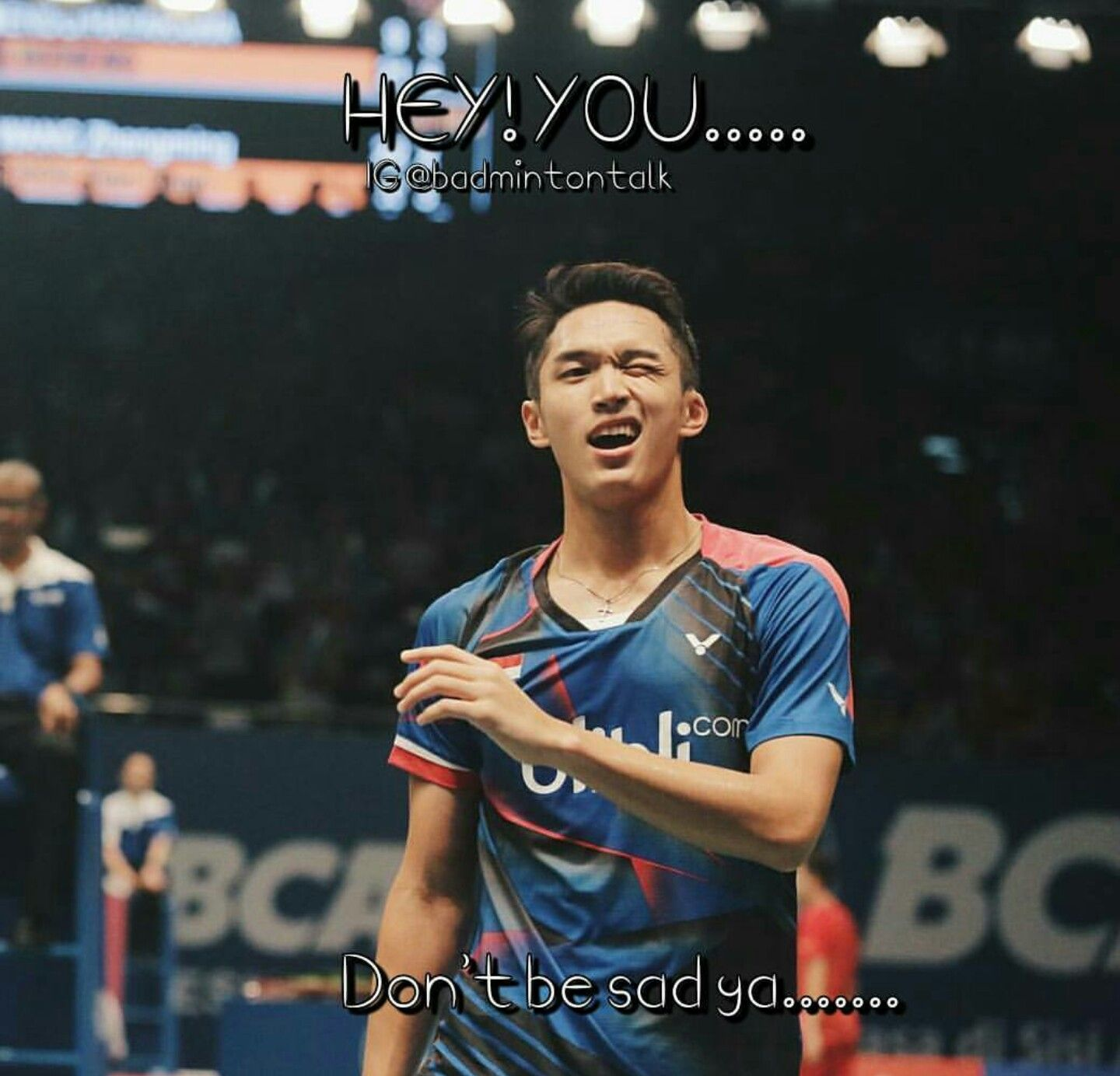 Jonatan Christie taufik hidayat Jonatan Christie The heir of
