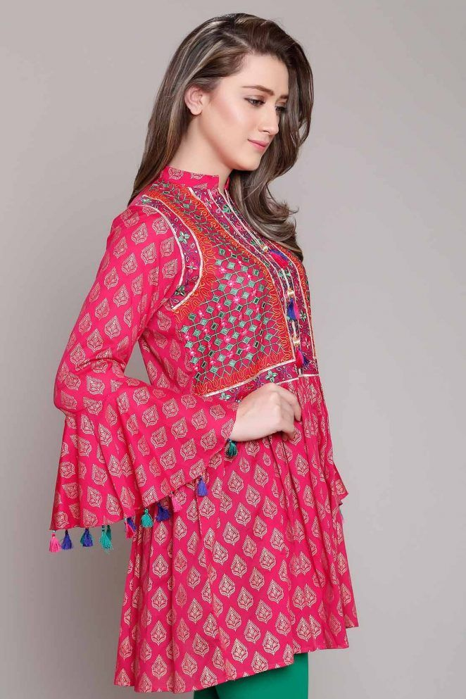 Rang Ja Summer Pret Eid Festival Lawn 2017-18 | Hijabista Fashion ...
