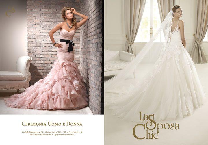 8948cad114d8 L abito da Sposa La Sposa Chic- Gioiosa Jonica (RC)