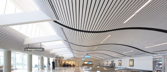 Metalworks Linear By Armstrong Curved Systems Available
