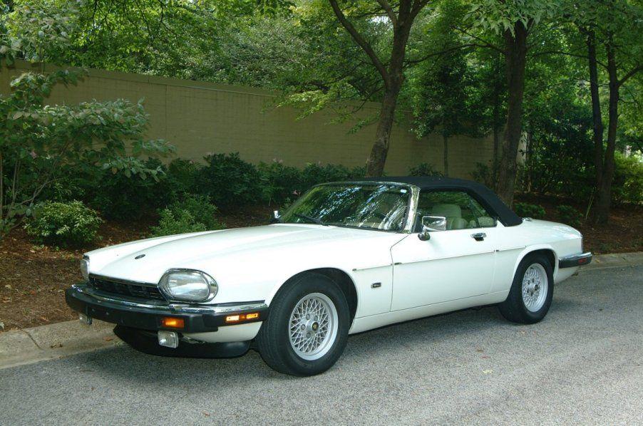 1982 Jaguar Xjs Convertible Can You Say V12 Jaguar Car Jaguar Xjs Convertible Jaguar