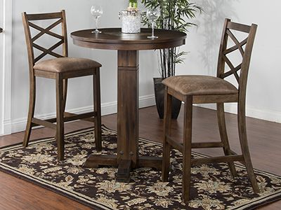 Ordinaire Savannah Round Pub Table #steinhafels