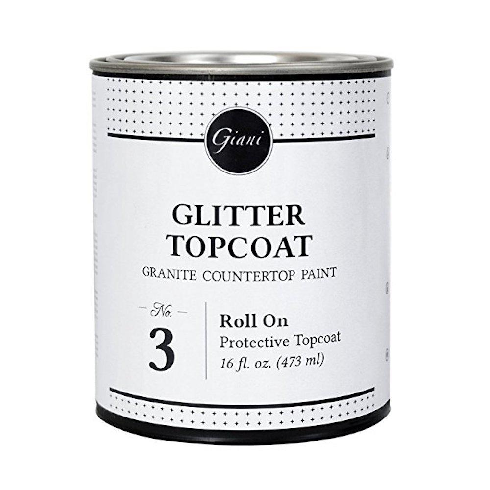 Giani Glitter Topcoat Fg Gi Gli Tc Painting Countertops Countertop Paint Kit Interior Paint Colors