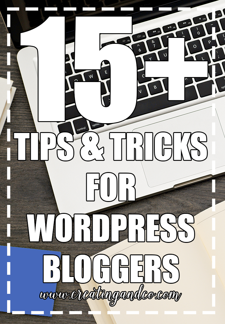 These wordpress tips are perfect for teaching yourself how to use Wordpress! There's something here for everyone!