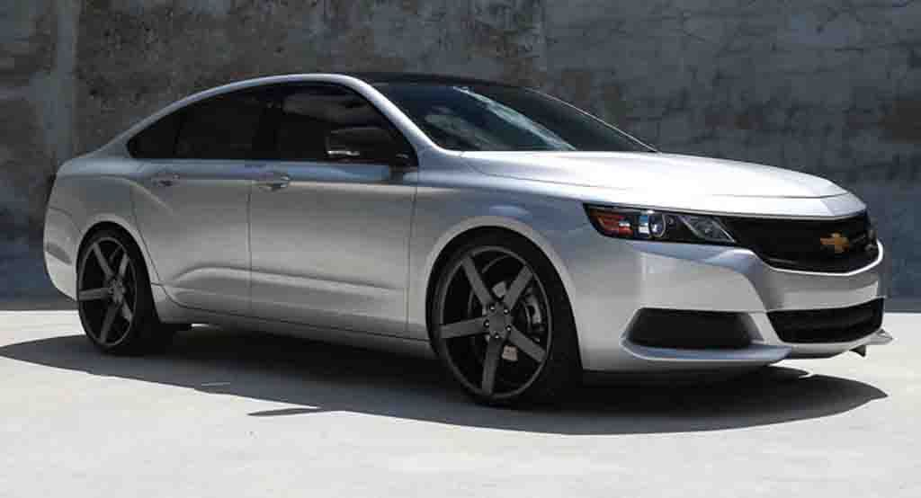 2016 Chevy Impala Ss Best Cars And Car News The