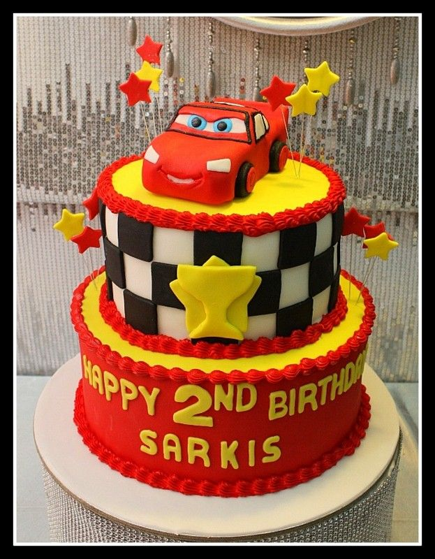 Pin by Marlene Baldwin on Cakes Pinterest Cars birthday parties