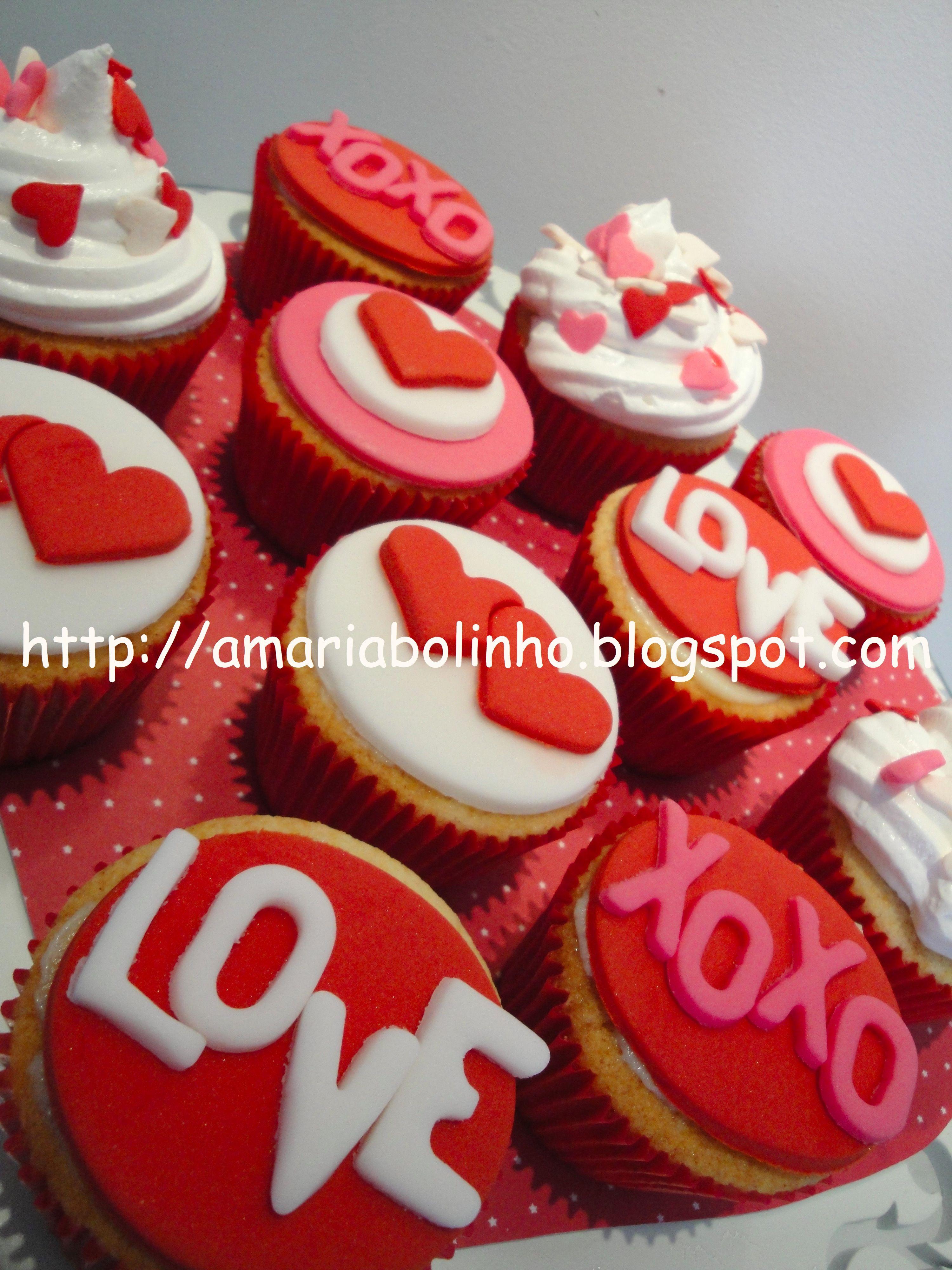 Valentine S Day Cupcakes Valentine Love 3 In 2018 Pinterest