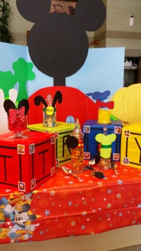 Mickey Mouse clubhouse candy bar | Mickey Mouse Clubhouse candy bar ...