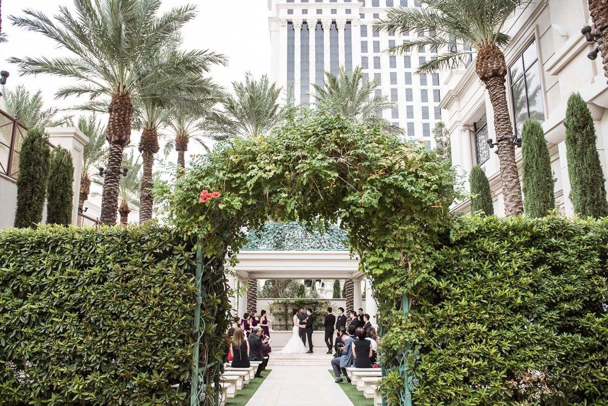 Cultural Wedding at Caesars Palace in Las Vegas Fabio