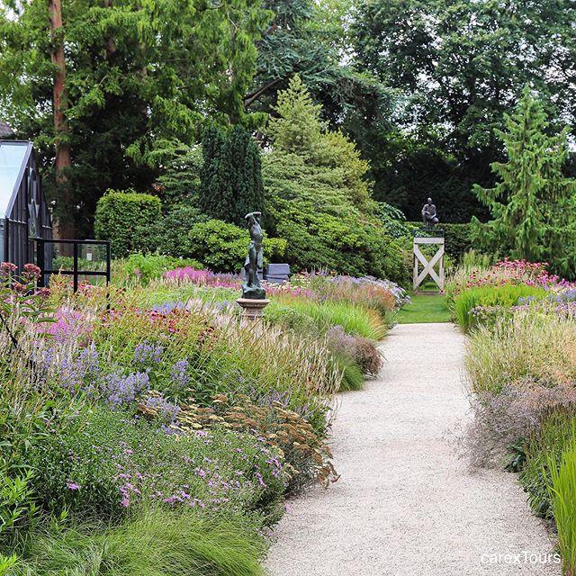 Carolyn Mullet Carextours Sur Instagram Oudolf Planting With Sculptural Focal Points At Singer Laren Museum Last Landscape Design Dream Garden Garden Design