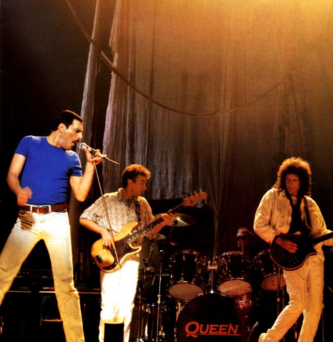 A Kind Of Magic A Kind Of Magic Queen Photos Queen Freddie Mercury