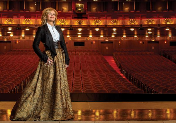 Renee Fleming is bringing energy, acumen, and superstar clout to her new role as Lyric Opera of Chicago's creative consultant | Opera News