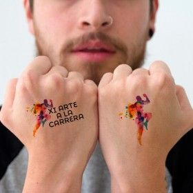printu - Colombia. tatuajes temporales.
