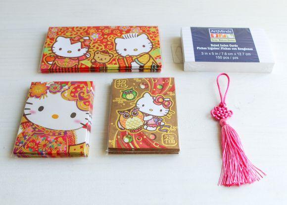 Chinese Red Envelope Lantern | Red envelope, Hello kitty toys