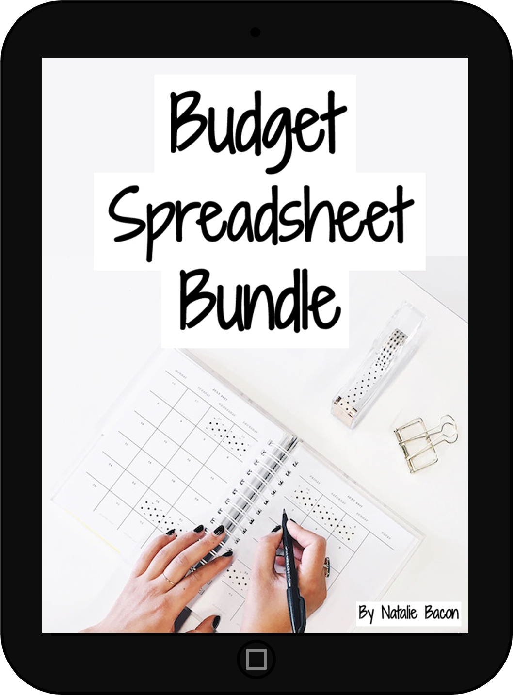 Budget Spreadsheets For Creating A Monthly Budget
